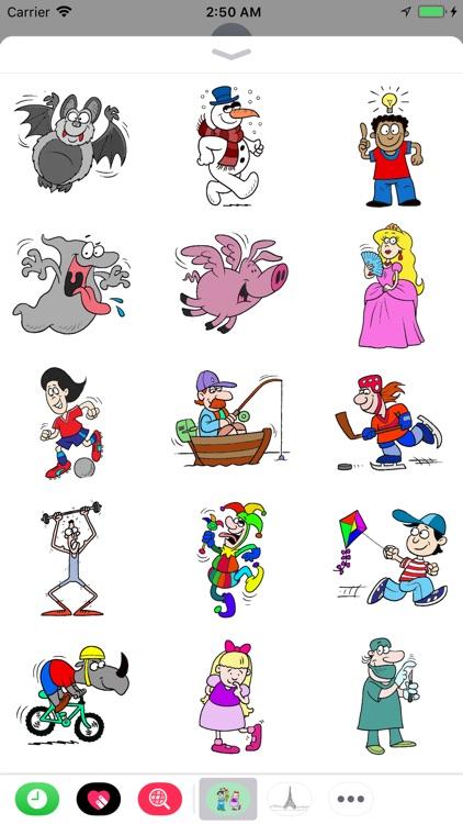 Cartoon Domination