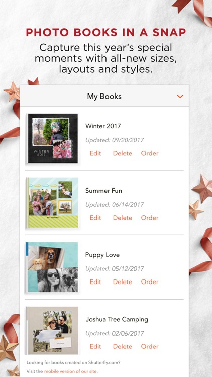 Shutterfly: Photo Gifts & More