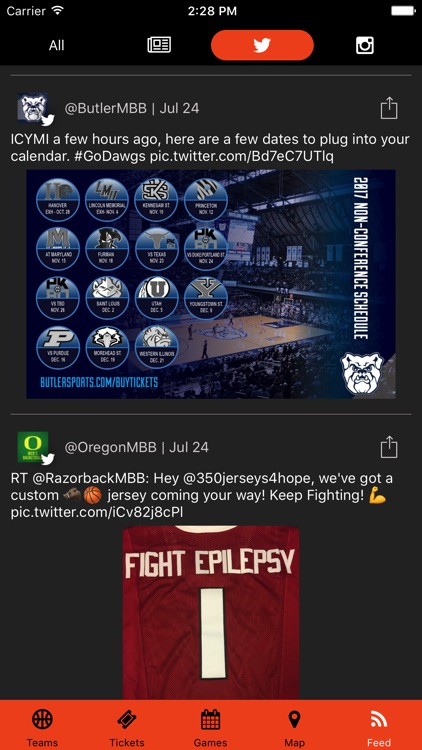 PK80 Phil Knight Invitational screenshot-4