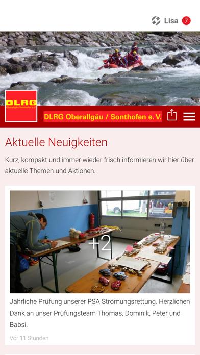点击获取DLRG Oberallgäu / Sonthofen