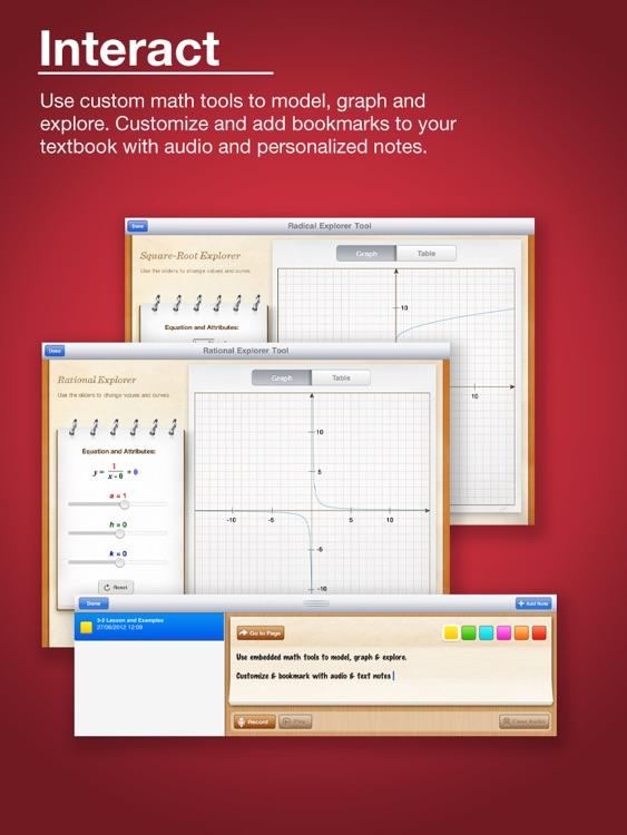 HMH Fuse: Algebra 1, Common Core Edition screenshot-4