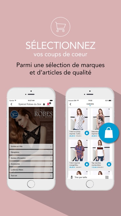BazarChic, ventes privées mode screenshot-1