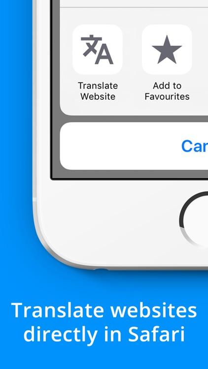 Website Translator