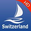 Schweiz Seen GPS Seekarten Pro