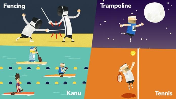 Fiete Sports Games for Kids Screenshot