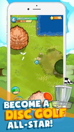 Disc Golf To Go Screenshot