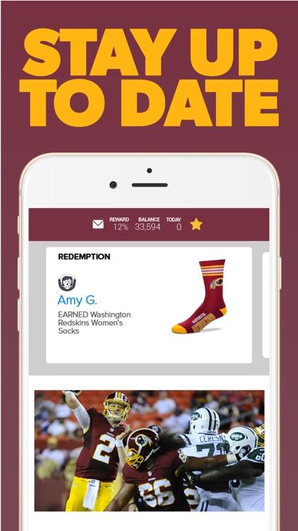 Washington Football Rewards screenshot-3