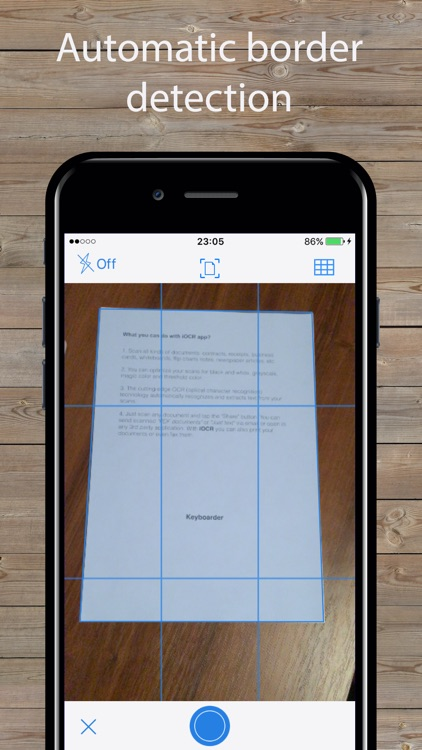 ScanPlus Pro - PDF Document Scanner App screenshot-0