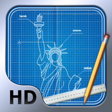 ‎Blueprint 3D HD