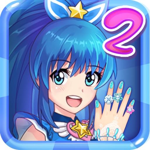 巴啦啦魔法美甲2 app icon图