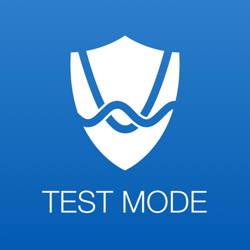 Desmos Test Mode app logo