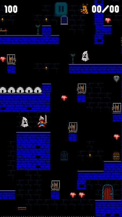 Hardest Castle Run screenshot-0