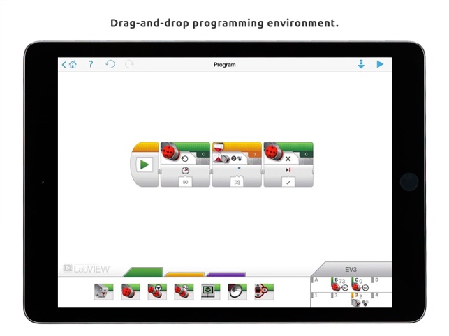 MINDSTORMS EV3 LEGO® Education on the App Store