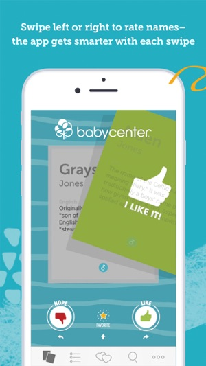 4464aa4ff4ff3 Baby Names by BabyCenter on the App Store