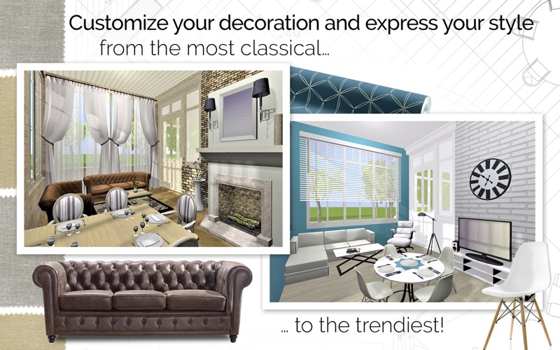 Screenshot #4 for Home Design 3D