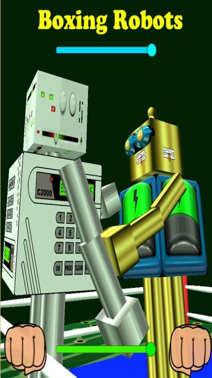 Boxing Robots Pro screenshot-4
