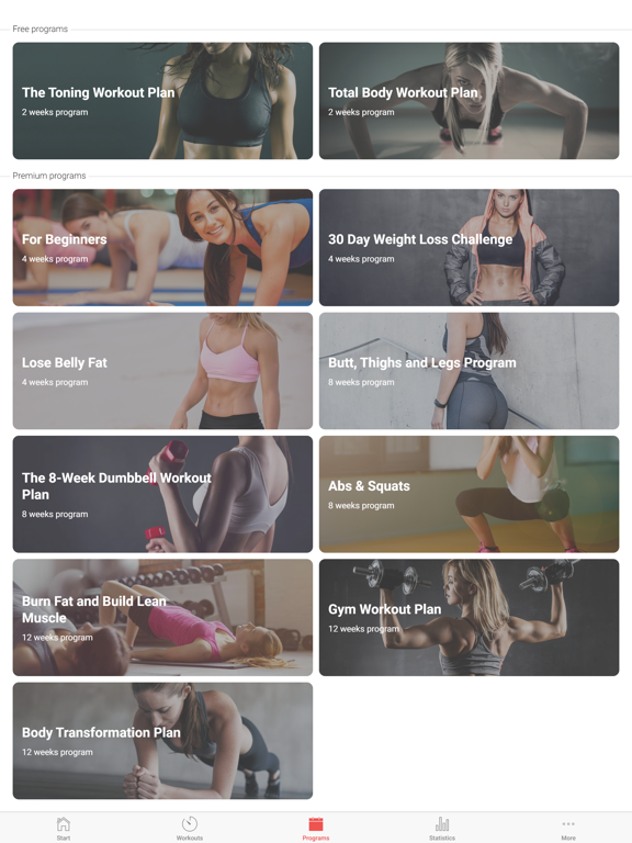 Female Workouts | App Price Drops