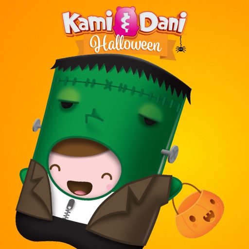 Kami and Dani - Halloween Set