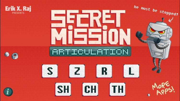 Secret Mission Articulation