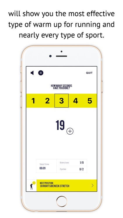Stretching & Warm Up Routines screenshot-3