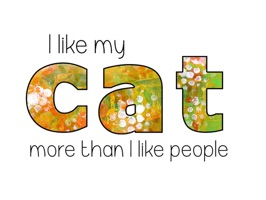 Cat Quote Stickers