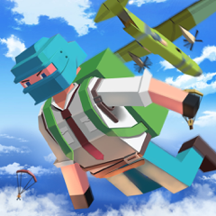 Pixels battle royale