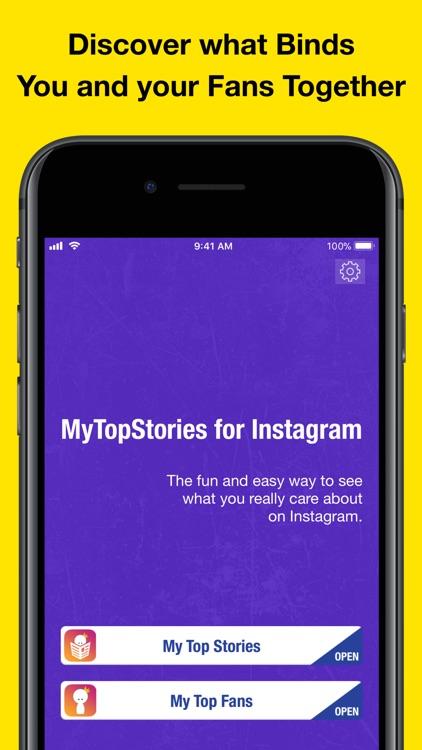 MyTopStories for Instagram
