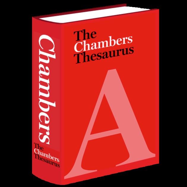 chambers thesaurus on the mac app store