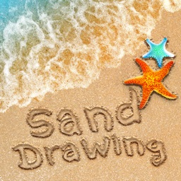 Sand Drawing App:Write On Sand