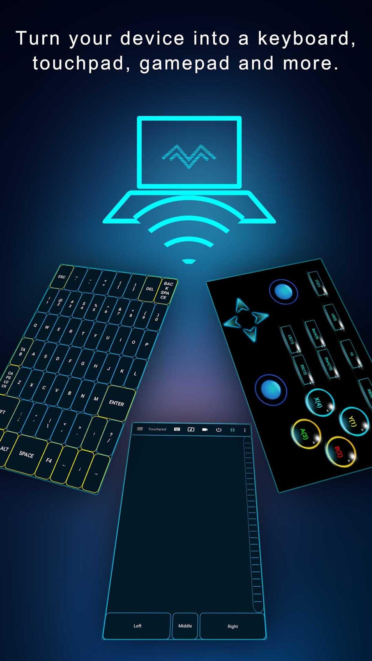 PC Remote Screenshot