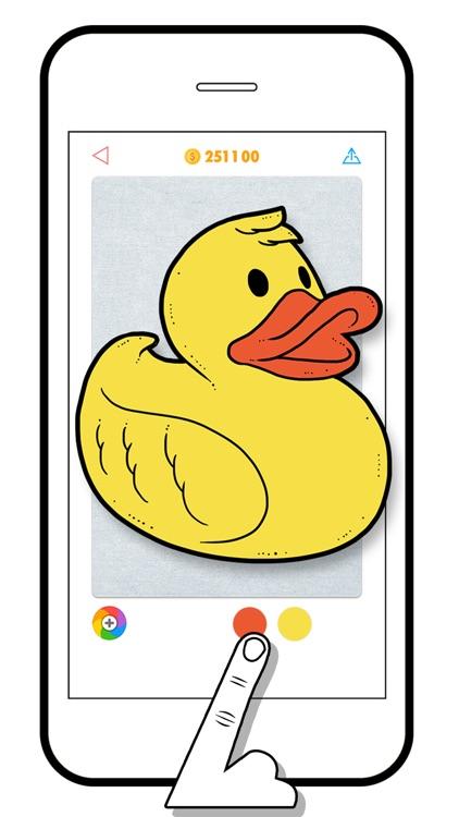 100 PICS Coloring Quiz Game screenshot-3