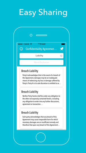 Confidentiality Agreement Nda On The App Store