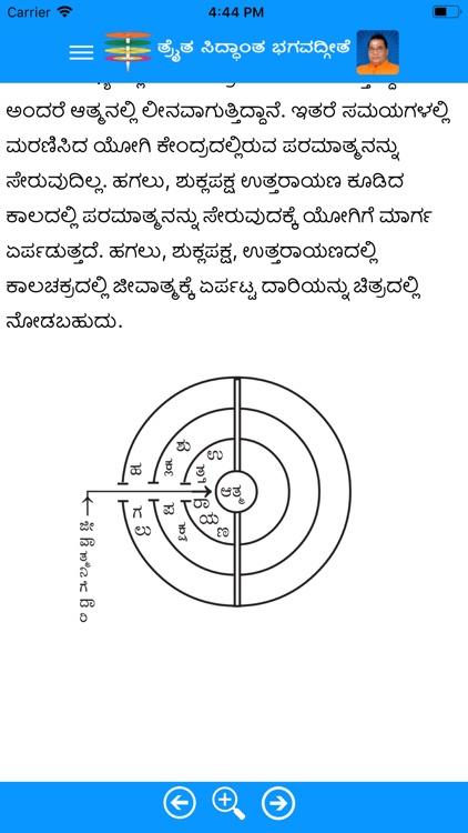 Bhagavadgeethe (Kannada) screenshot-5