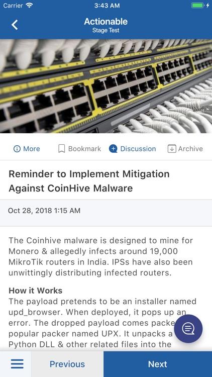 Cyware Enterprise screenshot-3
