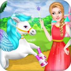 Activities of Magical Princess Pony Horse