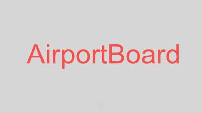 AirportBoard screenshot 1