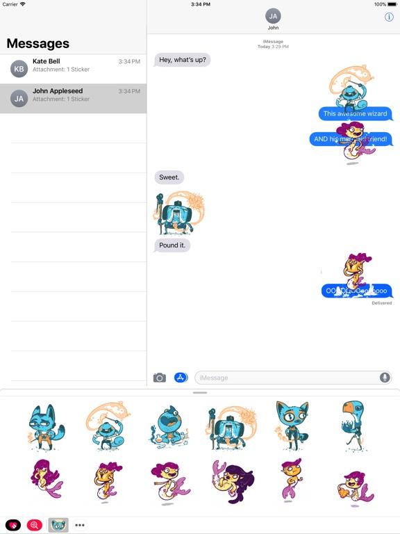 Wizards and Mermaids screenshot 5