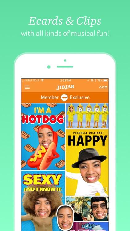 JibJab screenshot-3
