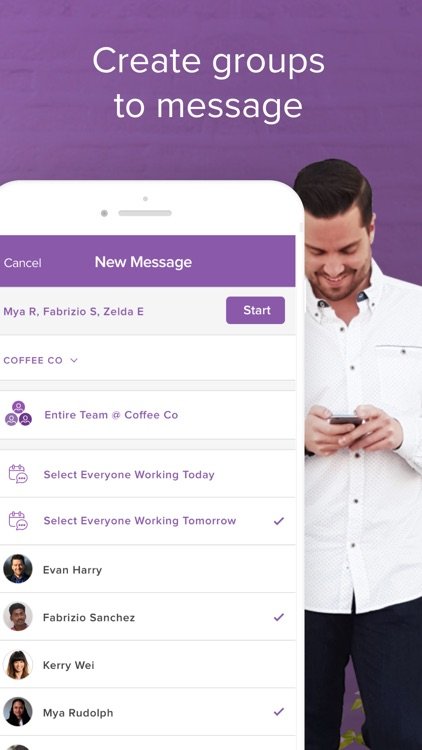 Homebase Employee Scheduling screenshot-3