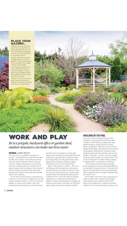 Backyard and Garden Design Ideas – Australia's Best-Selling Garden Design Magazine screenshot-3