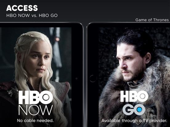 HBO NOW iPad