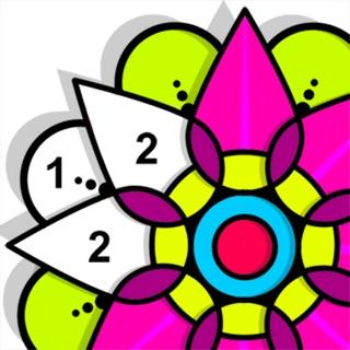 Sayılarla Boya Boyama Oyunu App Storeda