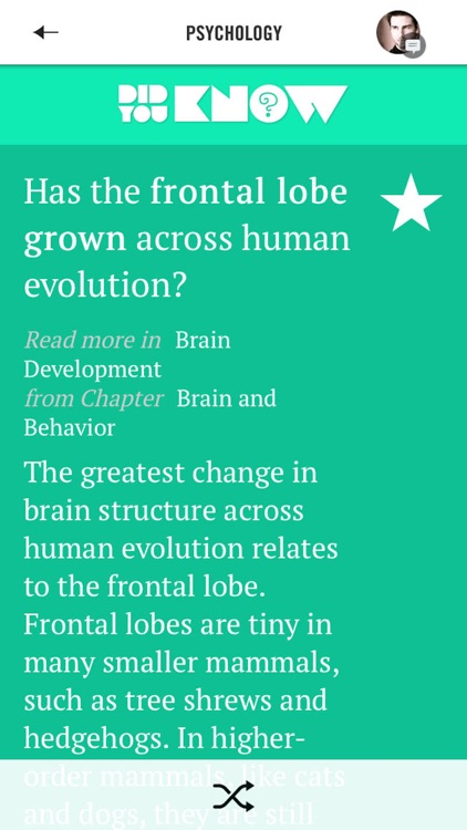 The Handy Psychology Answer Book screenshot-3