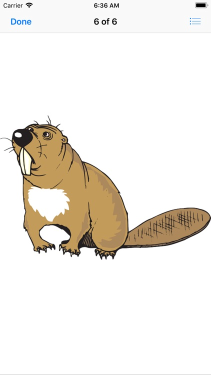 Best Beaver Stickers screenshot-7
