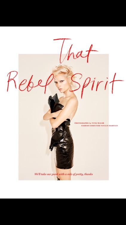 Glamour Magazine (UK) screenshot-3