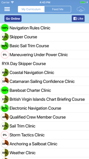 Nauticed sailing on the app store screenshots fandeluxe Images