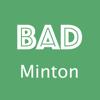 Scoreboard for badminton