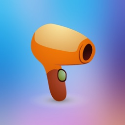 Hairdryer App - Baby Calming and Sleeping Aid