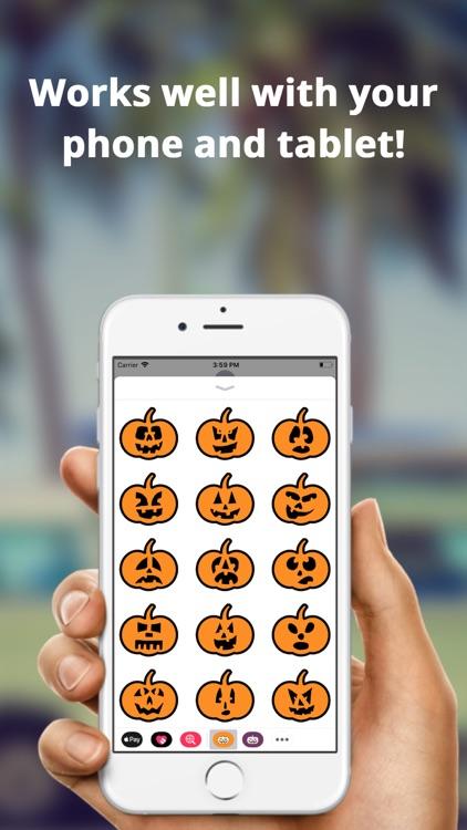 Halloween Stickers, Jack! screenshot-3