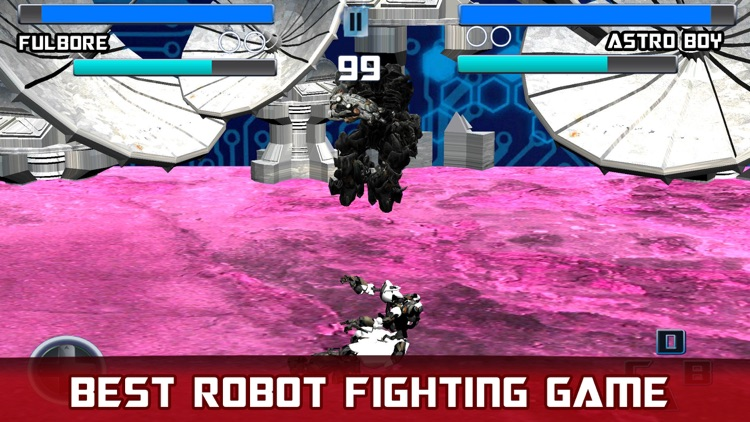Futuristic Robot 3D Fighting by Vector Labs Limited